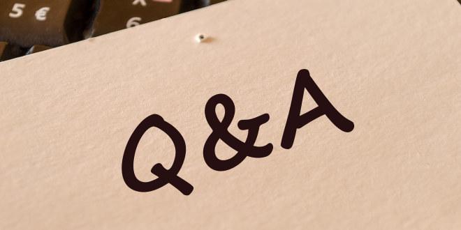 Spørsmål og svar, Q&A, FAQ