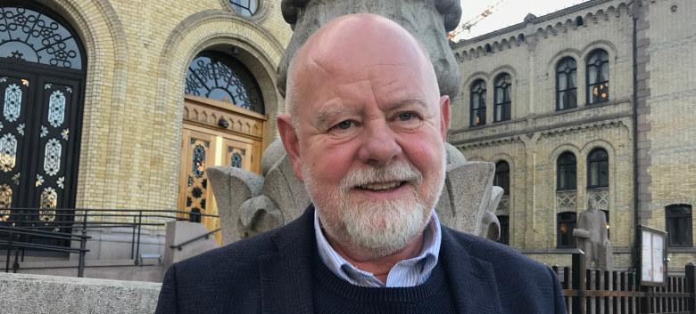 Nestleder Terje Skyvulstad for Stortinget