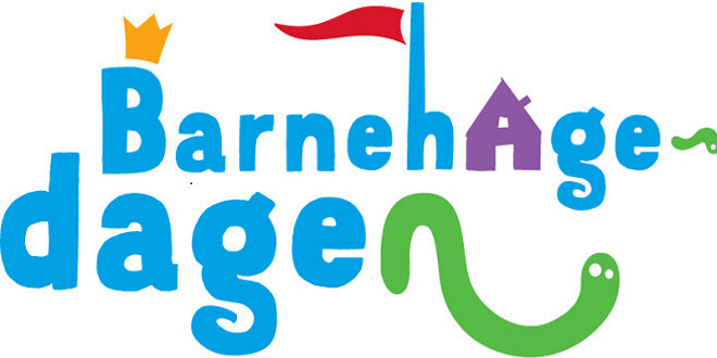 Logo Barnehagedagen.