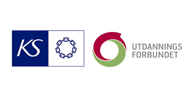 KS og UDF logo sammen