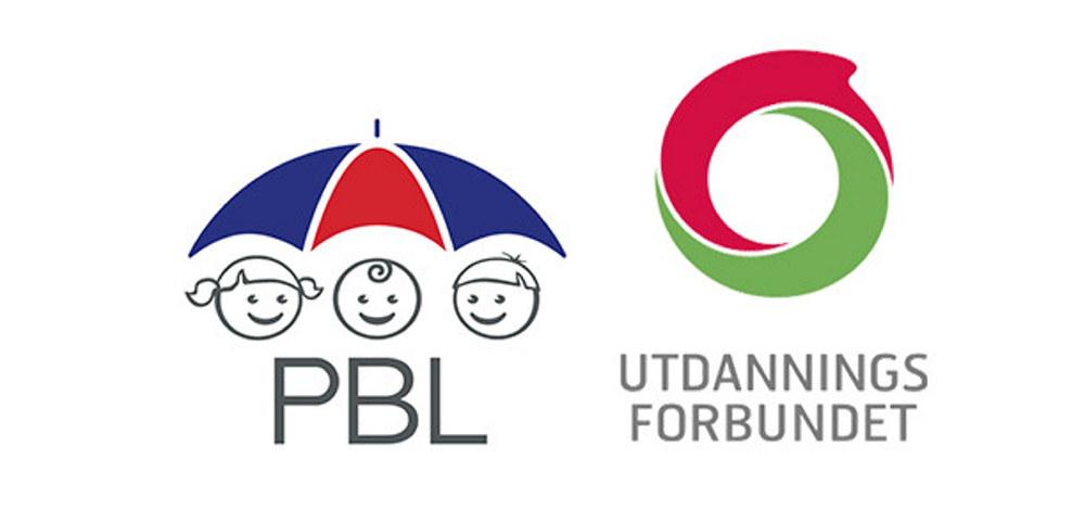 PBL og UDF logo sammen
