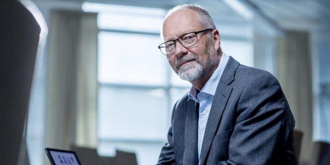 Erik Orskaug, sjeføkonom Unio.