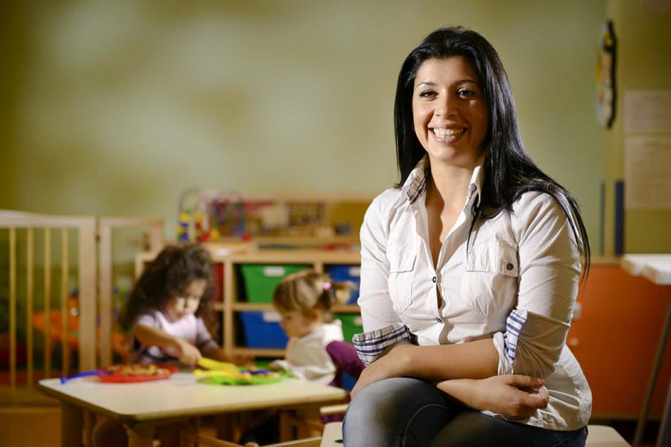 pedagog i barnehage