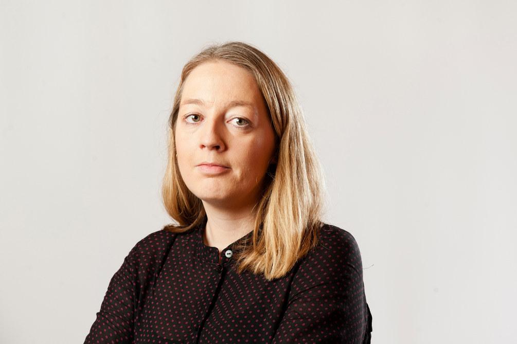 Ida Næss Hjetland, Sentralstyremedlem i Utdanningsforbundet 2020–2023. Bildet er tatt i november 2019.