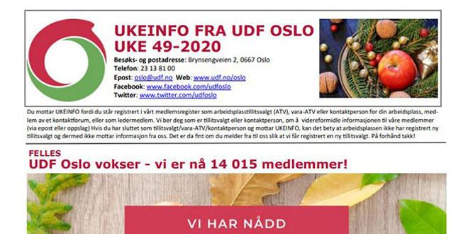 UKEINFO 49-2020
