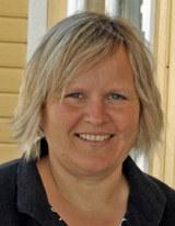 Avbildet: Monica B.  Rasmussen
