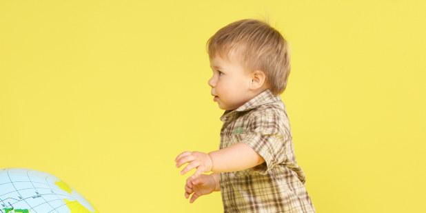 Barnehagedagen 2021 arrangeres 9. mars. Tema. «Små steg for kloden».