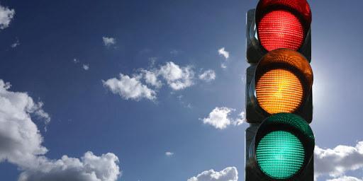 trafikklys ill.foto