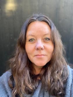 Avbildet: Rita Ødegård