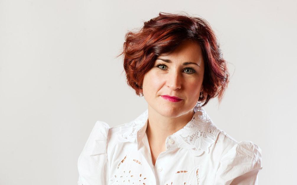 Ann Mari Milo Lorentzen, Sentralstyremedlem i Utdanningsforbundet 2020–2023 (sentralstyremedlem 2016–2019). Bildet er tatt i november 2019.