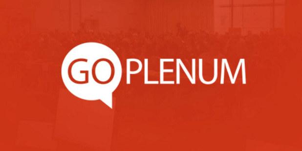 Bilde av logoen til GoPlenum