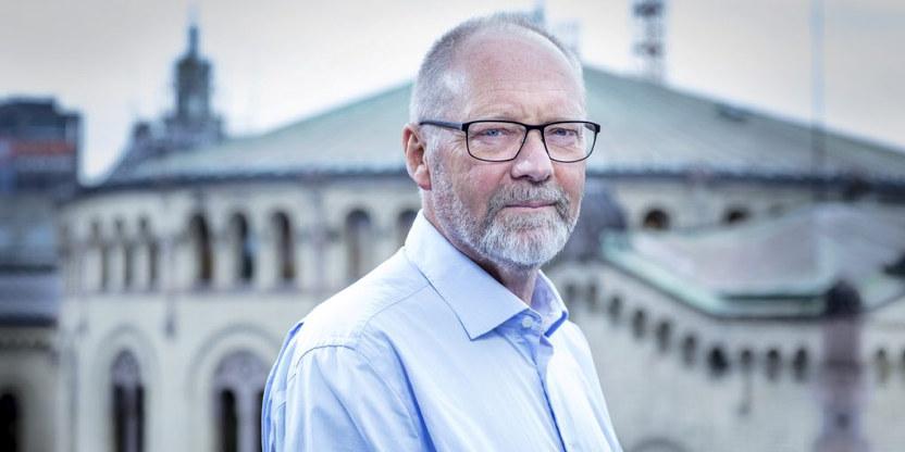 Sjeføkonom Erik Orskaug i Unio.