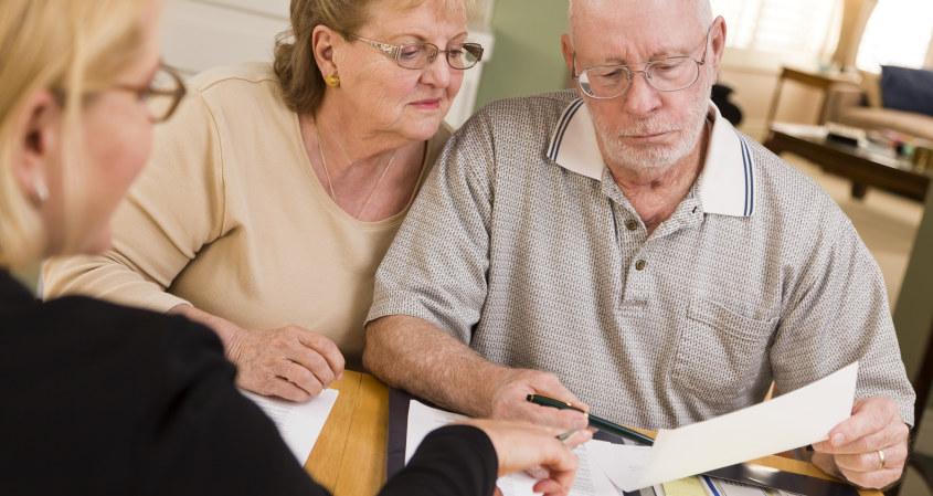 Pensjon, pensjonist, pensjonssparing (Foto: Adobestock)