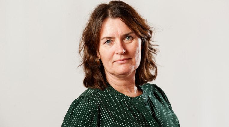 Portrettbildet er av Hege Valås, 2. nestleder i Utdanningsforbundet