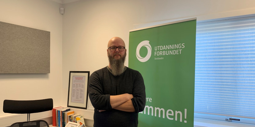 Bilde av Thore Johan Nærbøe