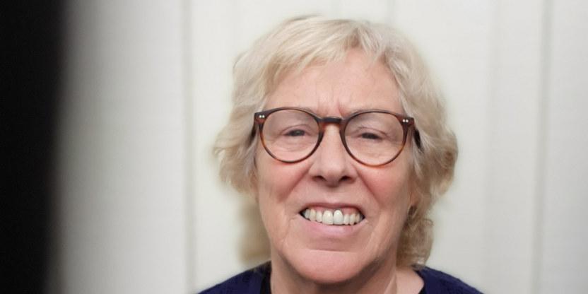 Unni E. Hegstad. Leder av sentralt pensjonistråd i Utdanningsforbundet.