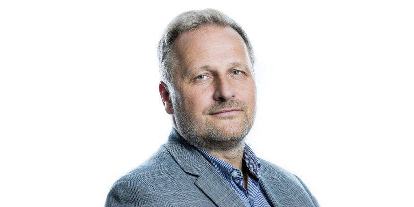 Forhandlingssjef Klemet Rønning-Aaby i Unio.