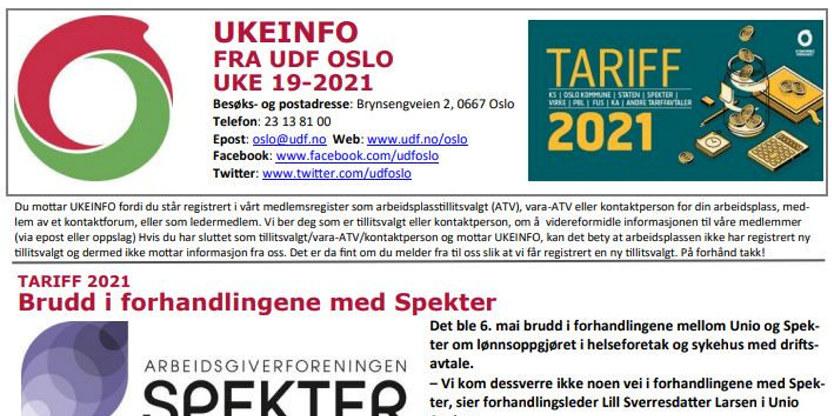 UKEINFO 19-2021