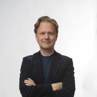Avbildet: Morten Solheim