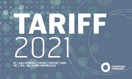 Logo Tariff 2021.