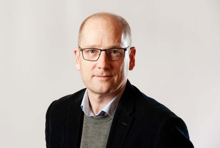 Steffen Handal, leder i Utdanningsforbundet