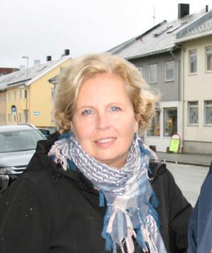 Bildet viser fylkesleder Anita Karlsen i Utdanningsforbundet Nordland