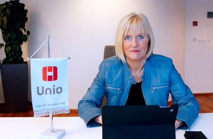 Bilde av Unio leder Ragnhild Lied
