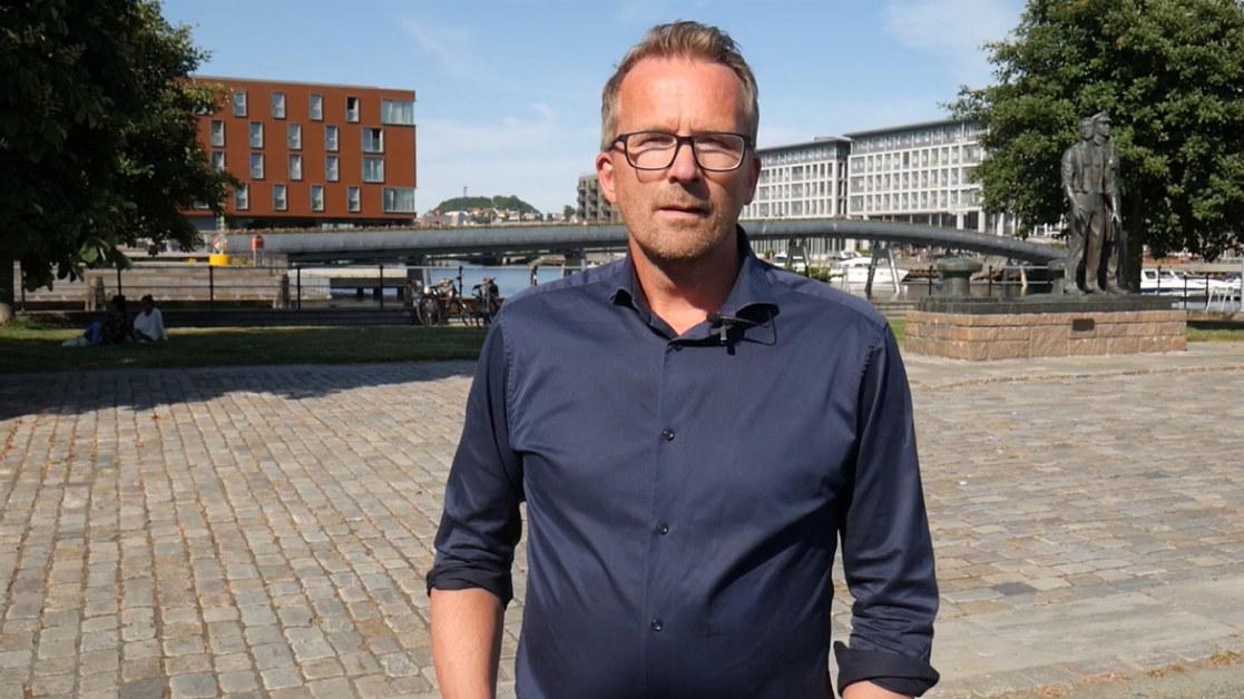 Geir Røsvoll, fylkesleder Trøndelag
