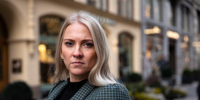 Lill Sverresdatter Larsen NSF