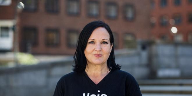 Aina Skjefstad Andersen, forhandlingsleder Unio Oslo kommune