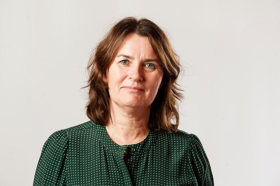 Hege Valås, 2. nestleder i Utdanningsforbundet